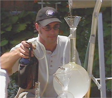 lavender oil distillation
